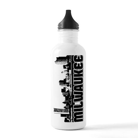 Milwaukee Skyline Stainless Water Bottle 1.0L