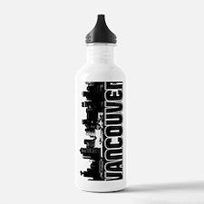 Vancouver Skyline Sports Water Bottle