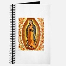 Guadalupe with Roses Journal
