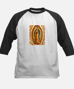 Guadalupe with Roses Tee