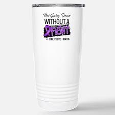 Not Going Down Cystic Fibrosis Travel Mug