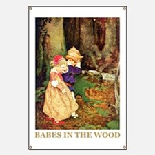 Babes In The Wood Banner
