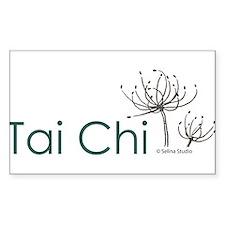 """Tai Chi Growth 3"" Decal"