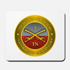 7th Tennessee Cavalry Mousepad