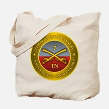 7th Tennessee Cavalry Tote Bag
