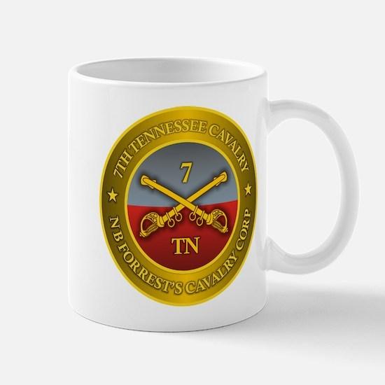 7th Tennessee Cavalry Mug