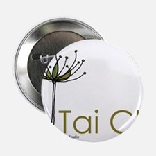 """Tai Chi Growth"" 2.25"" Button"