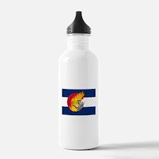 Waldo Canyon Fire, Colorado Water Bottle