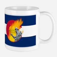 Waldo Canyon Fire, Colorado Mug