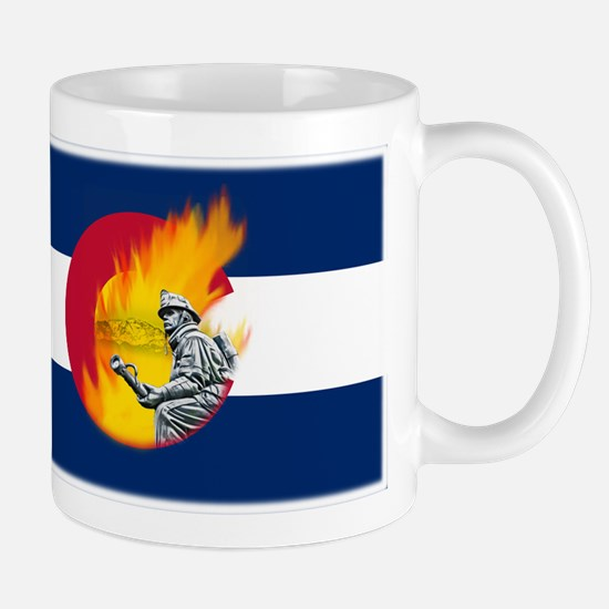 Waldo Canyon Fire, Colorado Mug