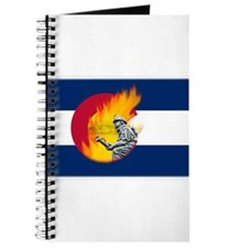 Waldo Canyon Fire, Colorado Journal