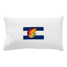 Waldo Canyon Fire, Colorado Pillow Case