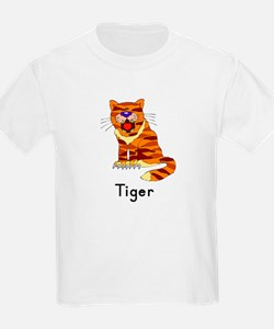 Tiger Flashcard Tee