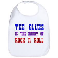 Blues is the Daddy Bib