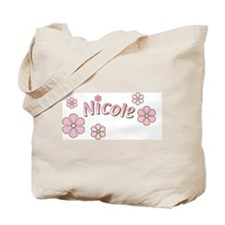 Special Order Name Flowers Tote Bag