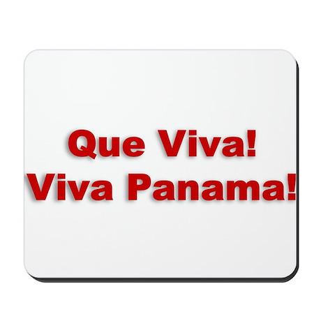 Viva Panama Mousepad