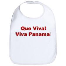 Viva Panama Bib