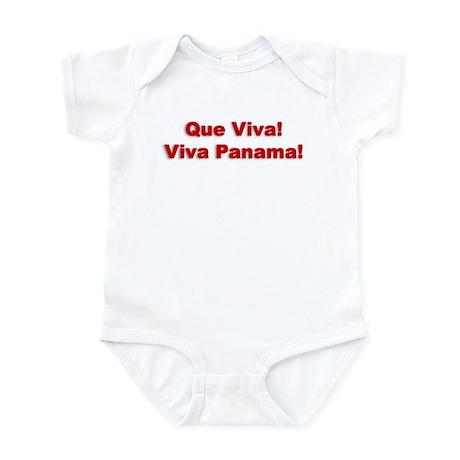 Viva Panama Infant Bodysuit