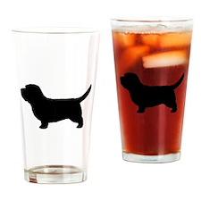 PBGV Drinking Glass