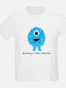 Mommys Monster Blue T-Shirt