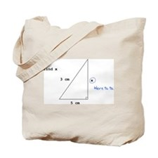 Find X Tote Bag