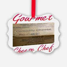 Commodity Cheese Ornament