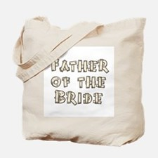 Country Father of the Bride Tote Bag
