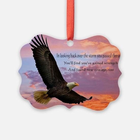 Wings Of Prayer Ornament