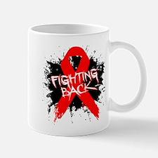 Fighting Back AIDS Mug