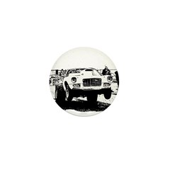 AFTM Old School Chevy.jpg Mini Button (100 pack)