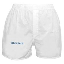 Aberdeen - Boxer Shorts