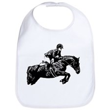AFTM BW Jumping Horse2.jpg Bib
