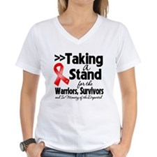 Taking a Stand AIDS Shirt
