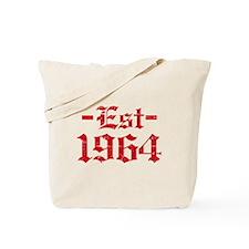 Established in 1964 Tote Bag