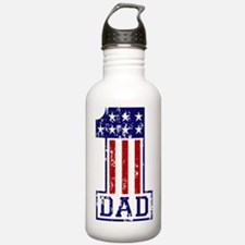 1 Dad USA Water Bottle