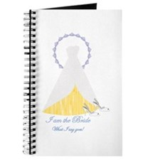 I'm the Bride Journal