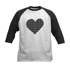 Chain mail heart Tee
