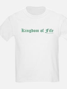 Kingdom of Fife - Kids T-Shirt
