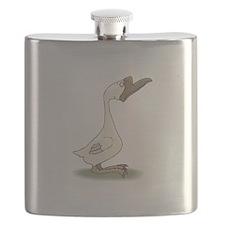 silly goose copy.jpg Flask