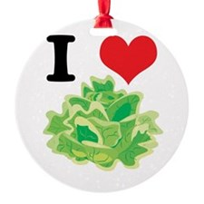 lettuce.jpg Ornament