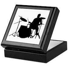 Drummer Keepsake Box