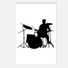 Drummer Postcards (Package of 8)