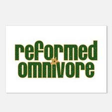 Reformed Omnivore Postcards (Package of 8)