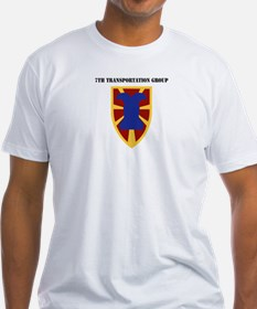 SSI - 7th Transportation Group with Text Shirt