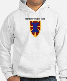 SSI - 7th Transportation Group with Text Hoodie