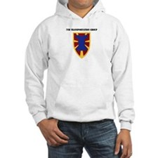 SSI - 7th Transportation Group with Text Jumper Hoody