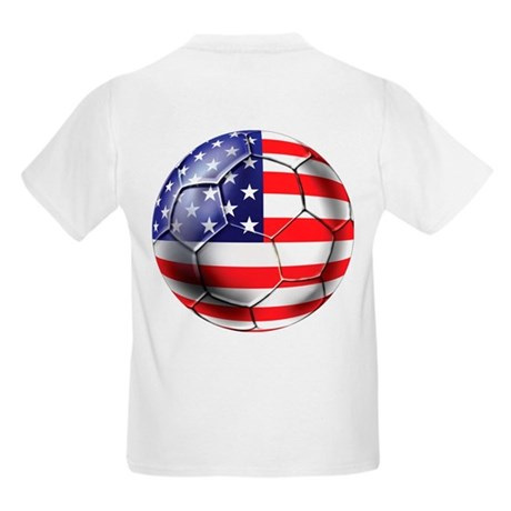 U.S. Soccer Ball Kids Light T-Shirt