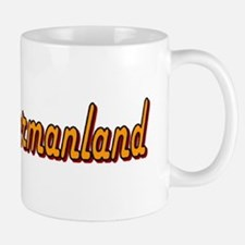 Södermanland County Mug
