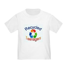 Recycled Teenagers Logo T