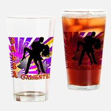 SALSA CALIENTE! Drinking Glass